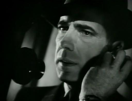Conflict (1945, USA, Bernhardt) - Humphrey Bogart