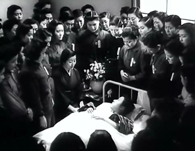 Ichiban utsukushiku (1944, Japan, Kurosawa)