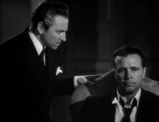 Cornered (1945) - Dick Powell