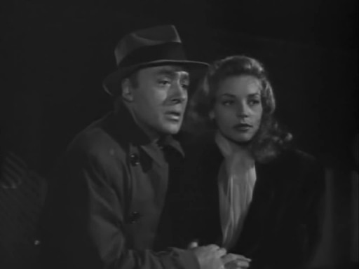 Confidential Agent (1945) - Charles Boyer, Lauren Bacall