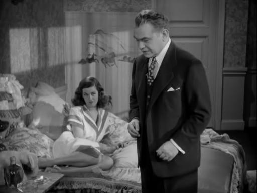 Scarlet Street (1945) - Edward G Robinson, Joan Bennett