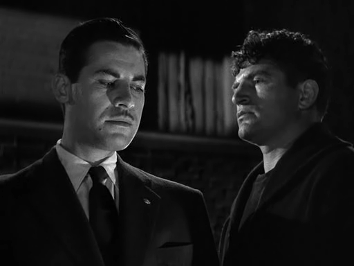 Somewhere in the Night (1946) - John Hodiak