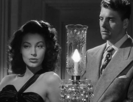 The Killers (1946) - Burt Lancaster, Ava Gardner