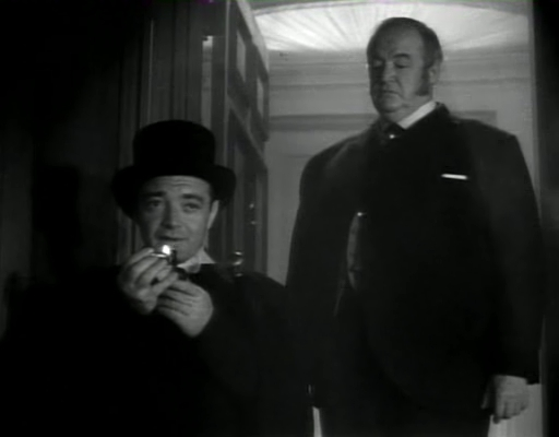 The Verdict (1946) - Sydney Greenstreet, Peter Lorre