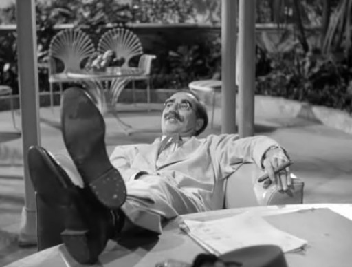 A Night in Casablanca (1946) - Groucho Marx