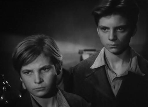 Sciuscia - Shoeshine (1946) - Franco Interlenghi, Rinaldo Smordoni