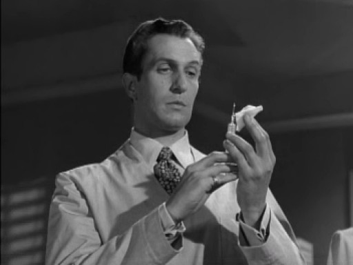 Shock (1946) - Vincent Price