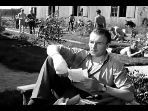 The Captive Heart (1946) - Michael Redgrave