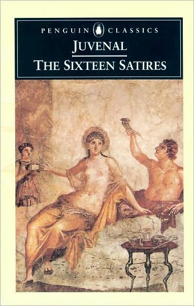 Juvenal - The Sixteen Satires