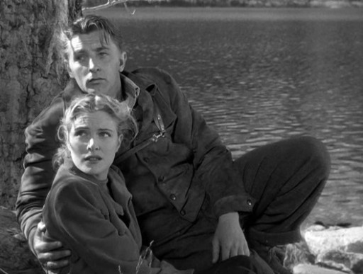 Out of the Past (1947) - Robert Mitchum, Jane Greer