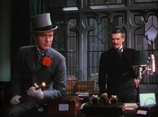 An Ideal Husband (1947) - Michael Wilding, Hugh Williams