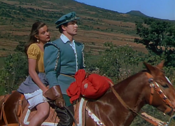 Captain From Castile (1947) - Tyrone Power, Jean Peters