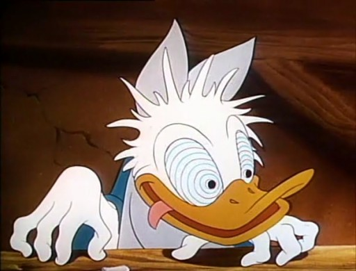 Fun and Fancy Free (1947) - Donald Duck