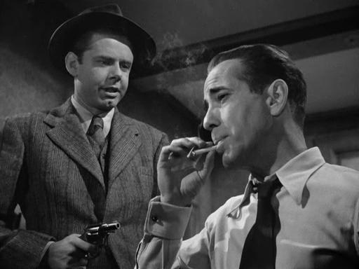 Dark Passage (1947) - Humphrey Bogart, Clifton Young