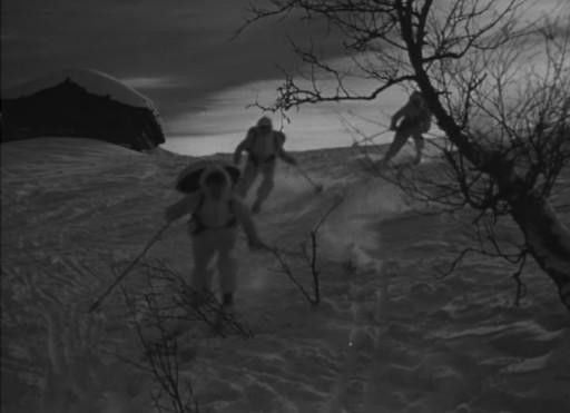 Kampen om tungtvannet - Operation Swallow (1948)