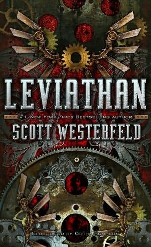 Scott Westerfeld - Leviathan (2009)