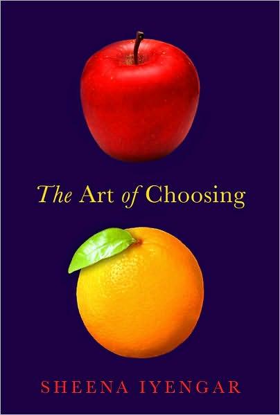 Sheena Iyengar - The Art of Choosing