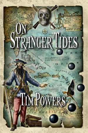 Tim Powers - On Stranger Tides