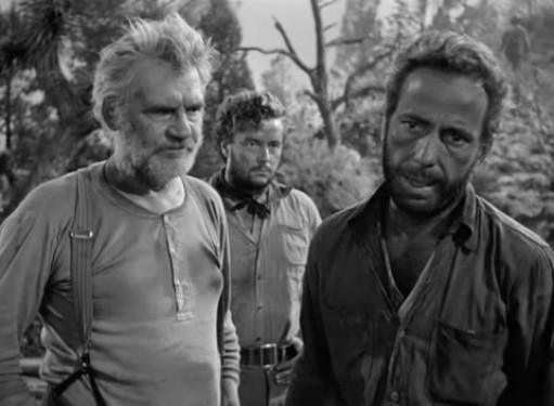 The Treasure of Sierra Madre (1948) - Humphrey Bogart, Walter Huston, Tim Holt