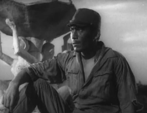 Stray Dog (1949, Kurosawa) - Toshirô Mifune