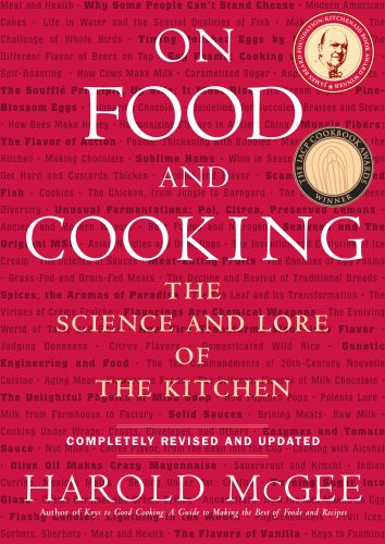 Harold McGee - On Food and Cooking