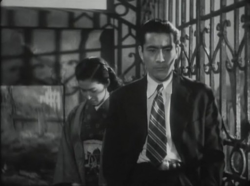 The Quiet Duel (1949, Kurosawa) - Toshirô Mifune