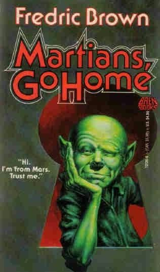 Fredric Brown - Martians Go Home