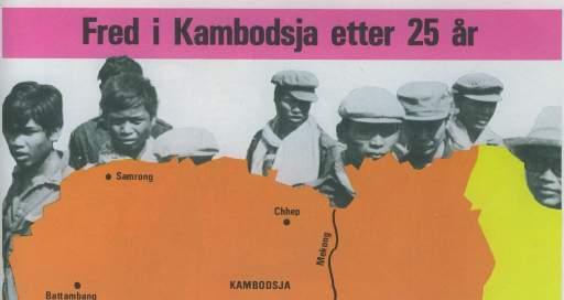 Det hendte 75 - Fred i Kambodsja etter 25 år