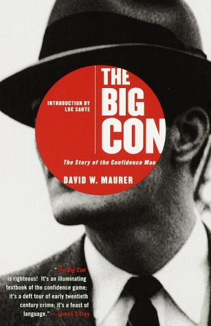 David W. Maurer - The Big Con (1940)