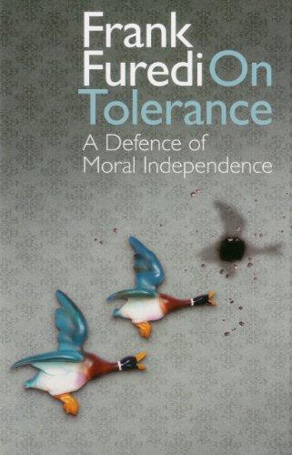 Frank Furedi - On Tolerance (2011)