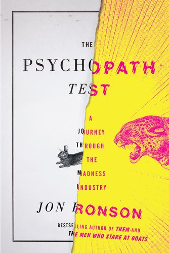 Jon Ronson - The Psychopath Test (2011)