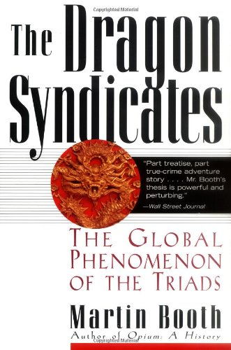 Martin Booth - The Dragon Syndicates