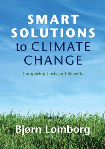 Bjørn Lomborg - Smart Solutions to Climate Change